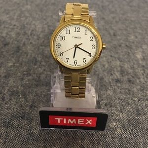 Gold Timex Watch!